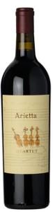 Arietta 2013 Quartet Red Wine