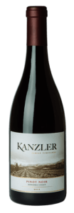 Kanzler 2014 Sonoma Coast Pinot Noir