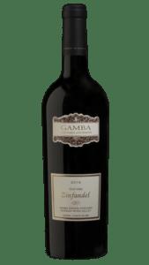 Gamba 2014 Estate Old Vine Zinfandel