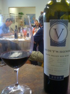 Scouts Honor Napa Valley Red Wine