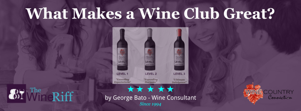 WCC Wine Club