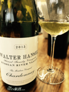 Walter Hansel 2013 Meadows Chardonnay