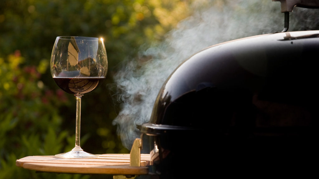 Barbecue Lamb Recipe and Wine Pairing