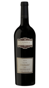 Gamba 2014 Estate Old Vine Zinfandel